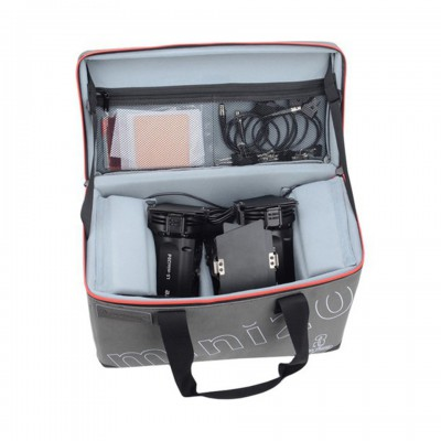 Aputure LS-mini20 Daylight/Bi-Color 3-Light Flight Kit without Lightstand (DDC) ศูนย์ไทย