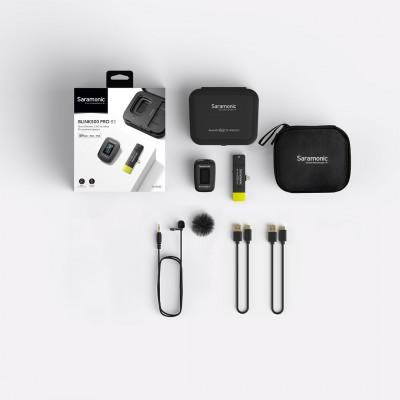 Saramonic Blink500 Pro Set B3 (1 ตัวส่ง Lightning iOS) ประกันศูนย์ไทย