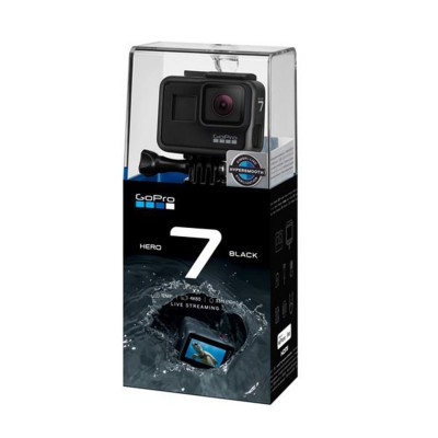 Hero 7 Black VLOG พร้อม Shorty (Nobox), 3.5mm Mic Adapter, Saramonic Blink 500 Set B1, แบตเตอรี่แท้ 2 ก้อน พร้อมที่ชาร์จแท้, Sandisk Extreme Pro 64GB, Vlog Case Ulanzi