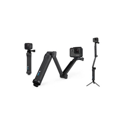 Traveller Set B (Sandisk 64GB, แบตที่ชาร์จ GoPro, ทุ่นลอยน้ำ, ไม้เซลฟี่ 3 way แท้ กระเป๋ากัน Casey-OEM)
