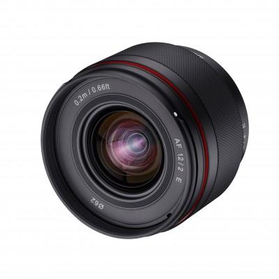 Samyang AF 12mm F2.0 Sony E (in APSC format) ประกันศูนย์ไทย
