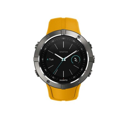 SPARTAN TRAINER WRIST HR - นาฬิกาวัดชีพจรพร้อม GPS(กรอบเงิน)