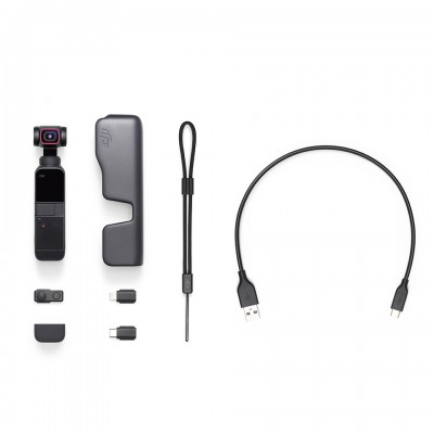 DJI Pocket 2 Single กล้องจิ๋วพร้อมภาพนิ่งคมชัด 64MP ประกันศูนย์ไทย